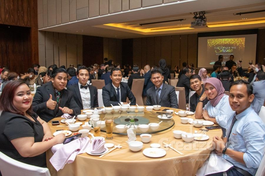 Mah Johor Chapter's Annual Gala Dinner 2019