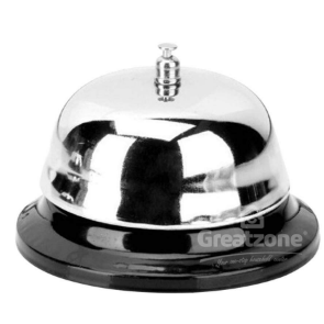 STAINLESS STEEL CALL BELL