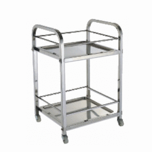 Rectangular Service Trolley - Knock Down