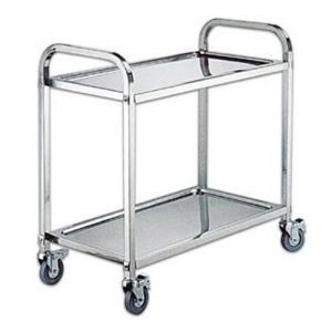 2 Tier Dining Trolley