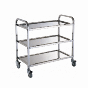 3 Tier Dining Trolley