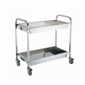 Dish Collection Trolley