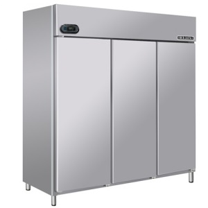 3 Door Gastronome Upright Chiller / Freezer