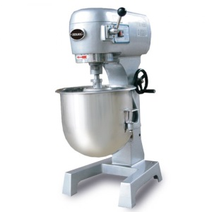 Bakery Mixer Without Netting - 10/20/30 Litres