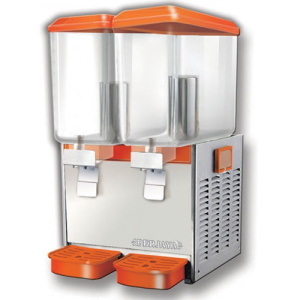 Juice Dispenser - Jet System - Orange